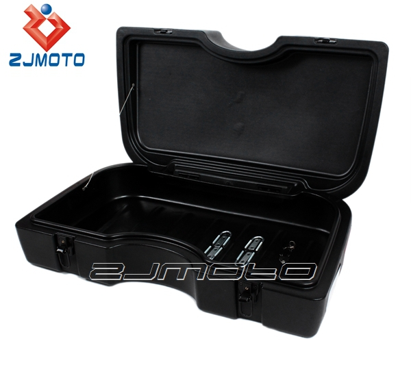 Chinese ATV Parts 50L ATV Front Trunk, ATV Front Case Storage Trunk Box Luggage box for 250cc ATVs Quad Top Case