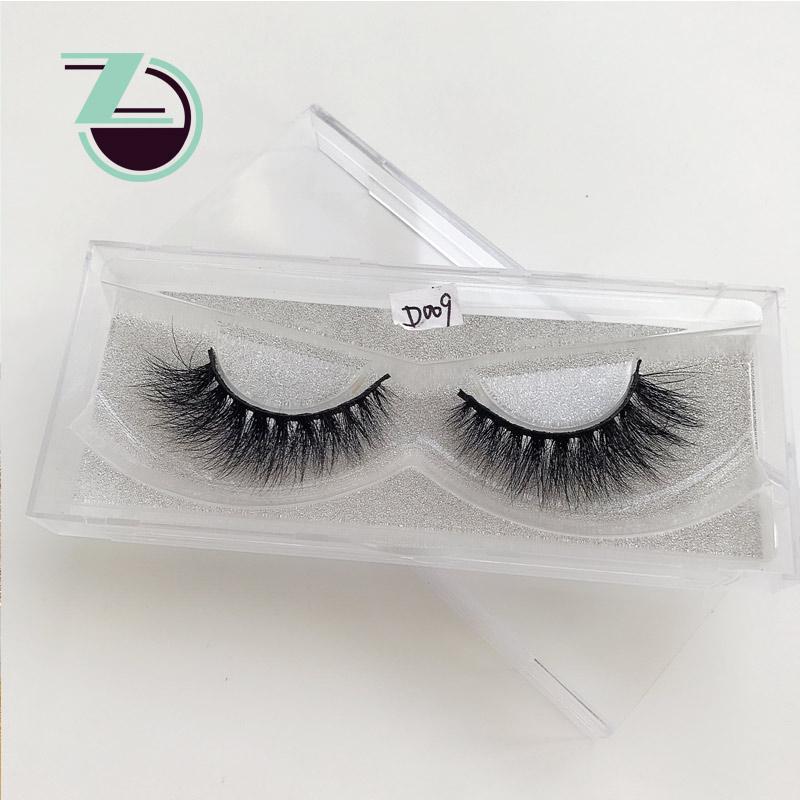c3129837e25 Wholesale False Mink Eyelashes One Dollar Eyelash Lashes Private Label  Packing