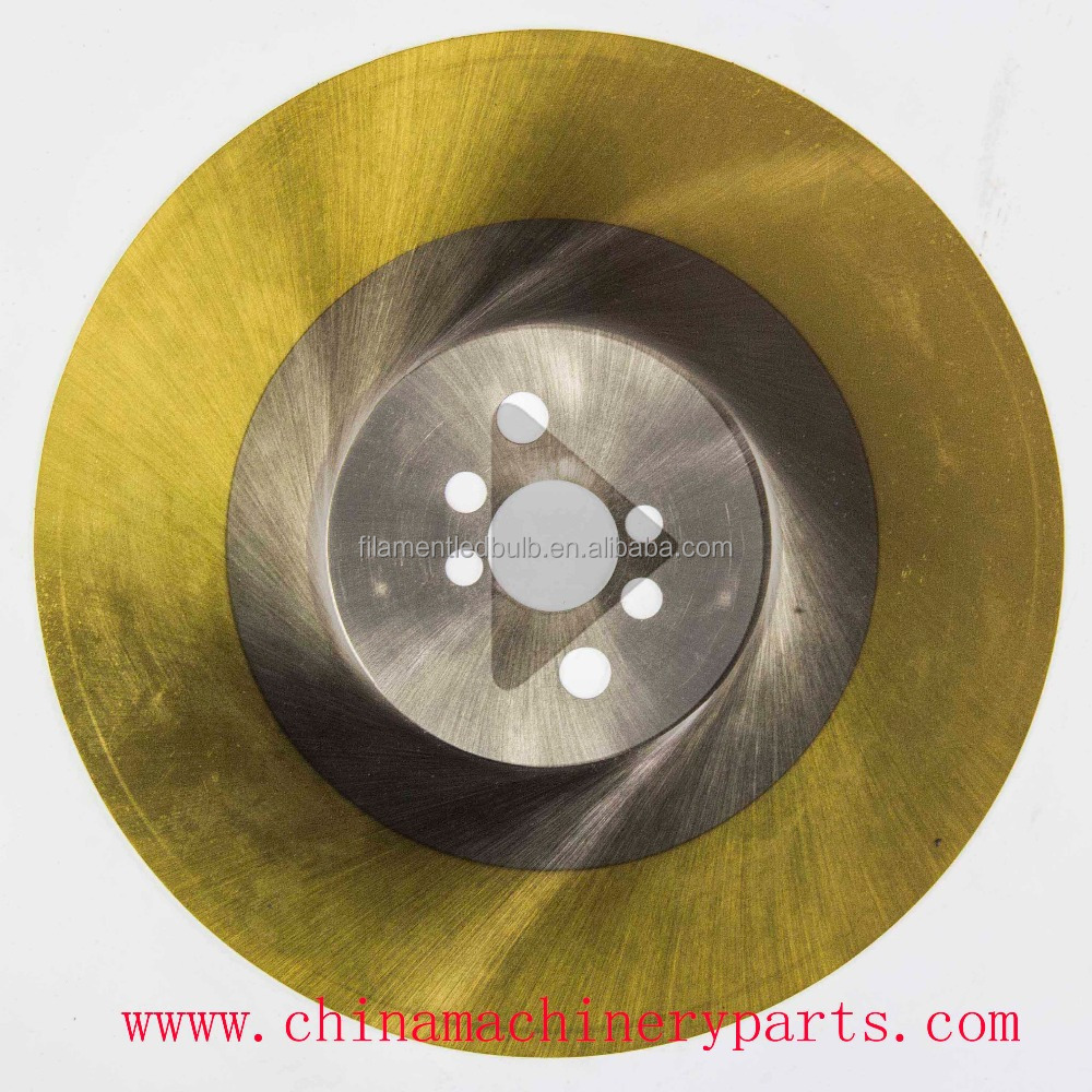 High productivity instainlesss automatic NC stainless steel cut saw blade