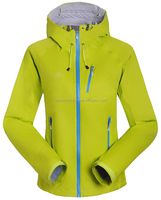 Waterproof outdoor womens jacket
