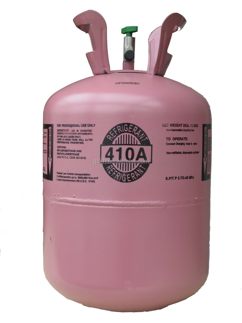 Factory Price Refrigerant Gas R410a In Air Conditioners