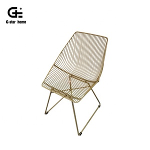Italian Famous Design Indoor Leisure metal frame with steel legs magis Pina Chair