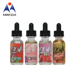 Customized E Liquid Juices Juice Label Best Vape Labels Maker