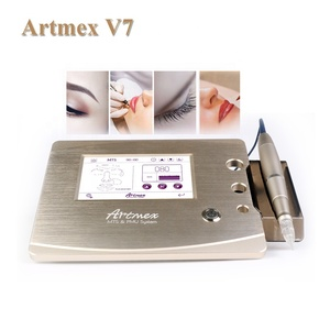 21 Speed Control Screen Pmu Machine/Digital Eyebrow Tattoo Machine/Permanent Makeup Device