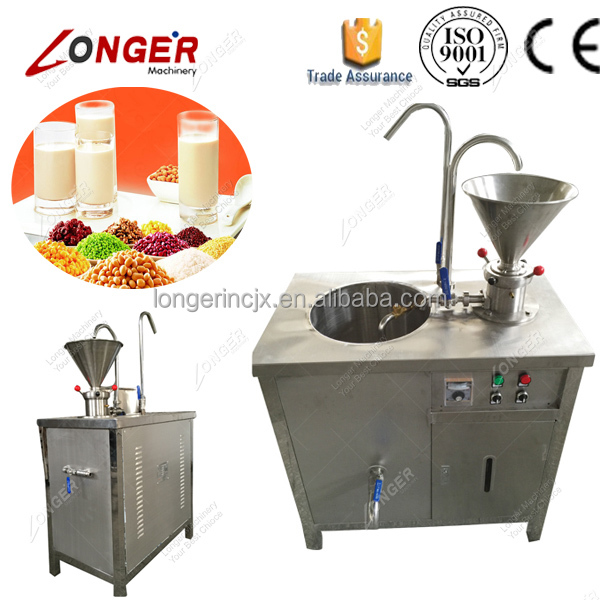 High Quality Soybean Milk Making Machine/Soybean Milk Maker Price