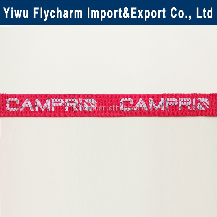 Widely used 50mm colored elastic woven tape 38mm for swimwear