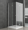 doporro German shower enclosure glass frameless shower room,Hinge door Shower Enclosure