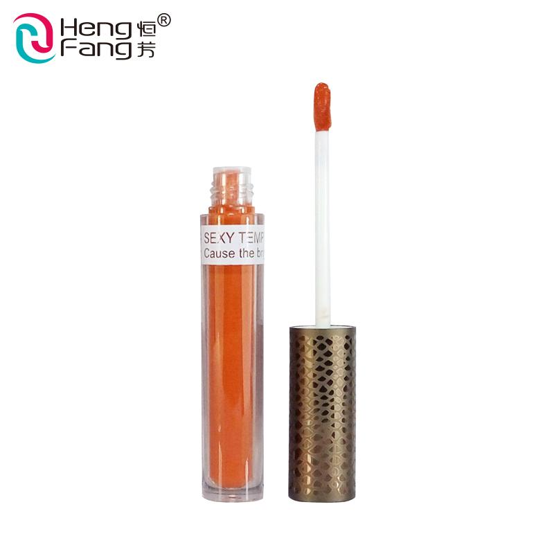 2019 caliente diseño especial coloración fácil damas de larga duración belleza brillo de labios
