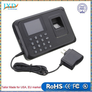 USB TCP/IP Password Fingerprint Time Recorder Clock Attendance Employee Salary High Quality