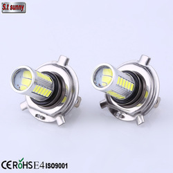 Cheap wholesale high quality led for car auto motorcycle lamp h6 led headlight h4/h6 led headlight