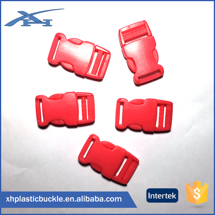 Colorful Ajustable Backpack Side Release Buckles