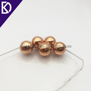 High Quality Factory Produce hollow copper ball for sale