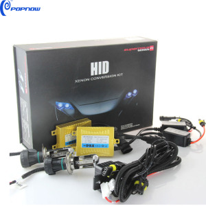 Supernova hid xenon kit fast start ballast 12V 35W 55W 75W 100W hid conversion kit with 3000K 4300K 6000K 8000K 10000K 12000K