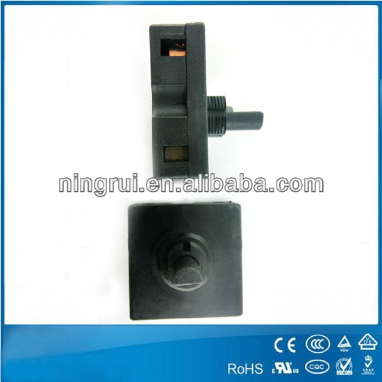 Top quality waterproof electronic appliances types of changeover rotary switch thermostat t125