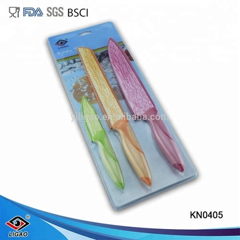 2018 NEW HIGH QUALITY FDA STANDARD KITCHEN KNIFE SET