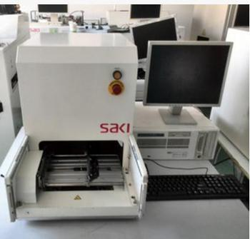 Saki Desktop High Speed Automatic Optical Inspection System Online Aoi  Machine For Pcb Testing - Buy Saki Desktop Aoi Machine,Pcb Inspection