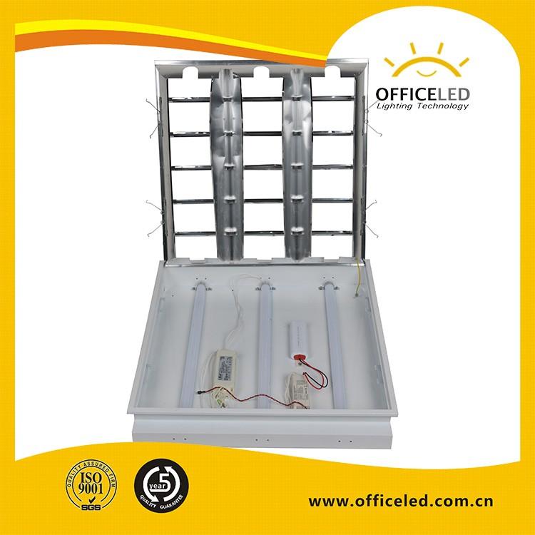 Factory Price Ul Dlc Led Panel Troffer Light 600*600mm