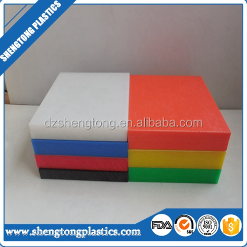 Anti-wear upe board from shengtong plastis