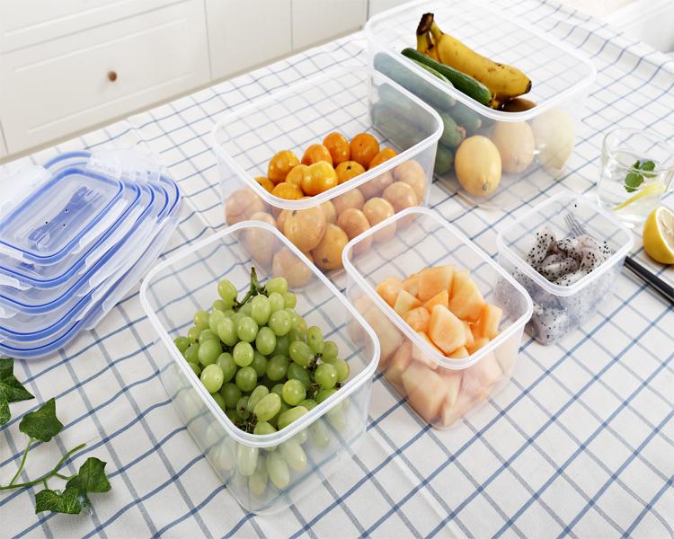 品質の中国製品食品グレードプラスチック容器