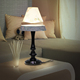 magic magnetic floating table lamp reading lamp