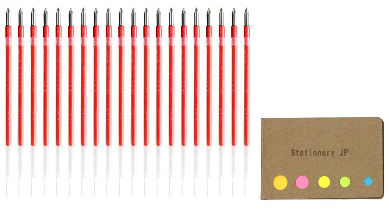 - Red for SXE3-400-07 Uni Jetstream SXR-80-07 0.7mm Pen Refills Pack of 10
