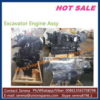 Excavator Engine Assembly,Saa6d102 Engine Assy For Komatsu Pc200-7 - Buy  Excavator Engine Assembly,6d102 Excavator Engine Assembly,Saa6d102 Engine