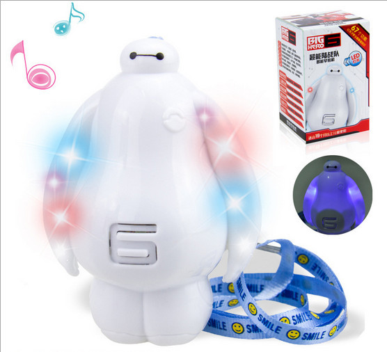 Baymax Flash LED Educational Story Teller Songs Machine Kids Toys Brinquedos Educativos Fun Toy without battery russian language