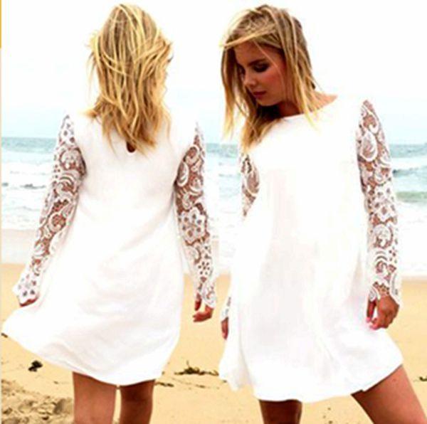 Cheap Lace Maxi Dress White- find Lace Maxi Dress White deals on ...