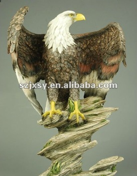 Life Size Garden Statues Eagle Crafts