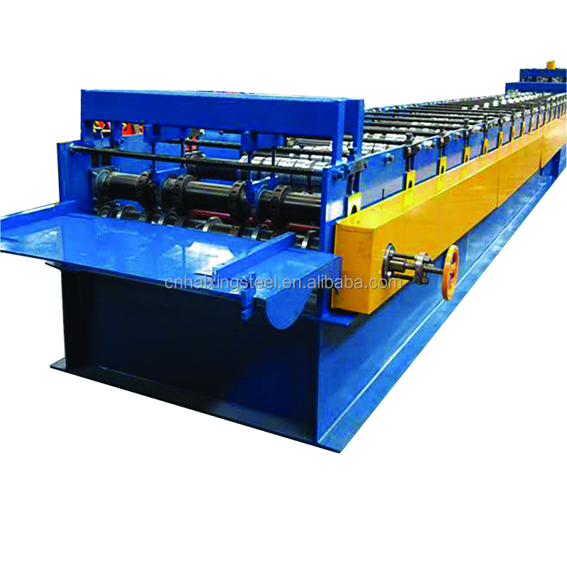 3 in 1 Metal sheet Floor Deck Roll Forming Machine cold roll forming machine