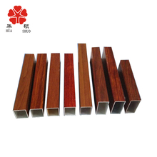 high quality decorative square aluminum tube pipes