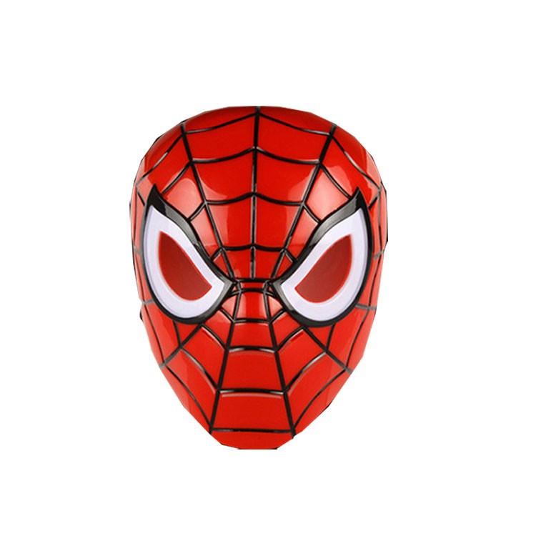 New Style Hulk LED Batman Glowing Superhero Spiderman Halloween Mask christmas gift