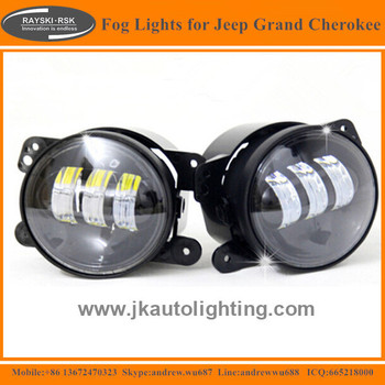 High Quality Led Fog Lamp For Jeep Grand Cherokee Super Bright Led Fog Light For Jeep Grand Cherokee 2011 2013 Buy Led Fog Lamp For Jeep Grand