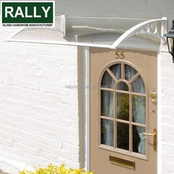 Tempered Glass Door Canopy Glass Awningglasvordachvordach Buy