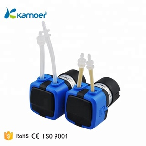 Kamoer KXF high pressure electric water pump dc peristaltic pumps