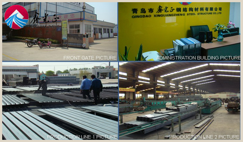Fire proof anti-wind sandwich panel disaster area refugee camp tent