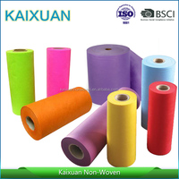 color pp nonwoven fabric,cheap shopping bag fabric/table cloth/cheap nonwoven bags