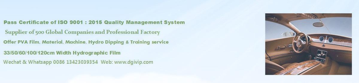 Dongguan IVIP Industry Co , Ltd  - Water transfer printing