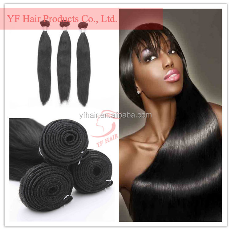 Wholesale no tangle grade 7a natural colour virgin indian remy temple hair