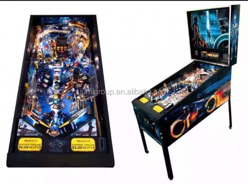 electric children game pinball machine