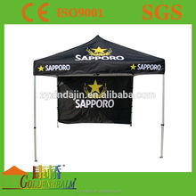 Football tailgate outdoor party event pop up tent with waterproof canopy