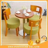 Factory supplying coffee cup shape chair lounge chair /restaurant dining chair