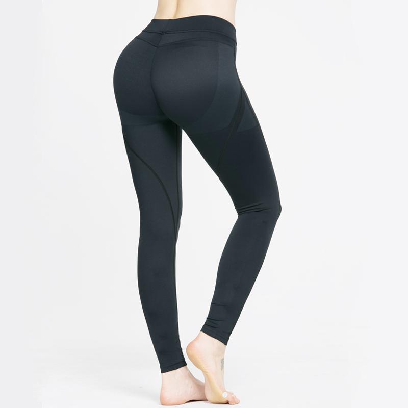 OEM Custom Yoga Pants, Wholesale Fitness Leggings Women's Gym Wear, Sexy Hot Yoga Pants for Gym 5