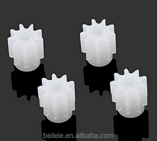BLLRC plastic spur <strong>Gear</strong> for SYMA X5C X5C-1 X5SC X5SW X5S X5HW X5HC X5UW X5UC four-axis aircraft accessories UAV 9 teeth