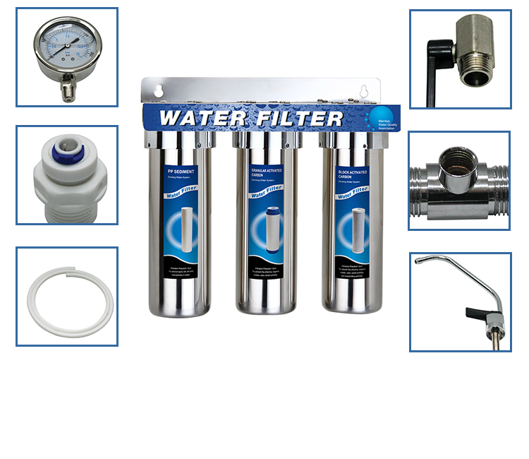 water machine for house