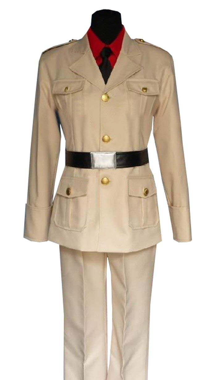 Dreamcosplay Anime Hetalia: Axis Powers South Italy Uniform Cosplay