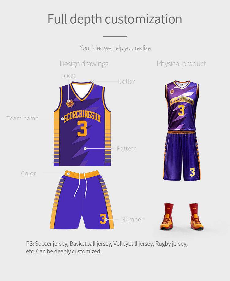 China supplier customize sports dry fit latest basketball jerseys uniform design color red personalized mens basketball kit