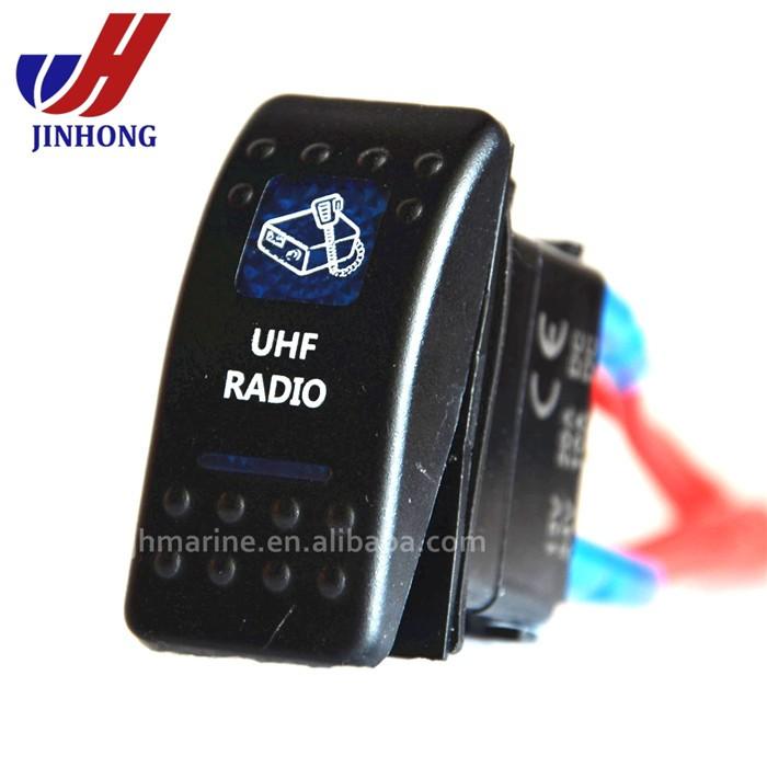12 Volt 4x4 Accessories Car Rv Arb 3 Position Rocker Switch