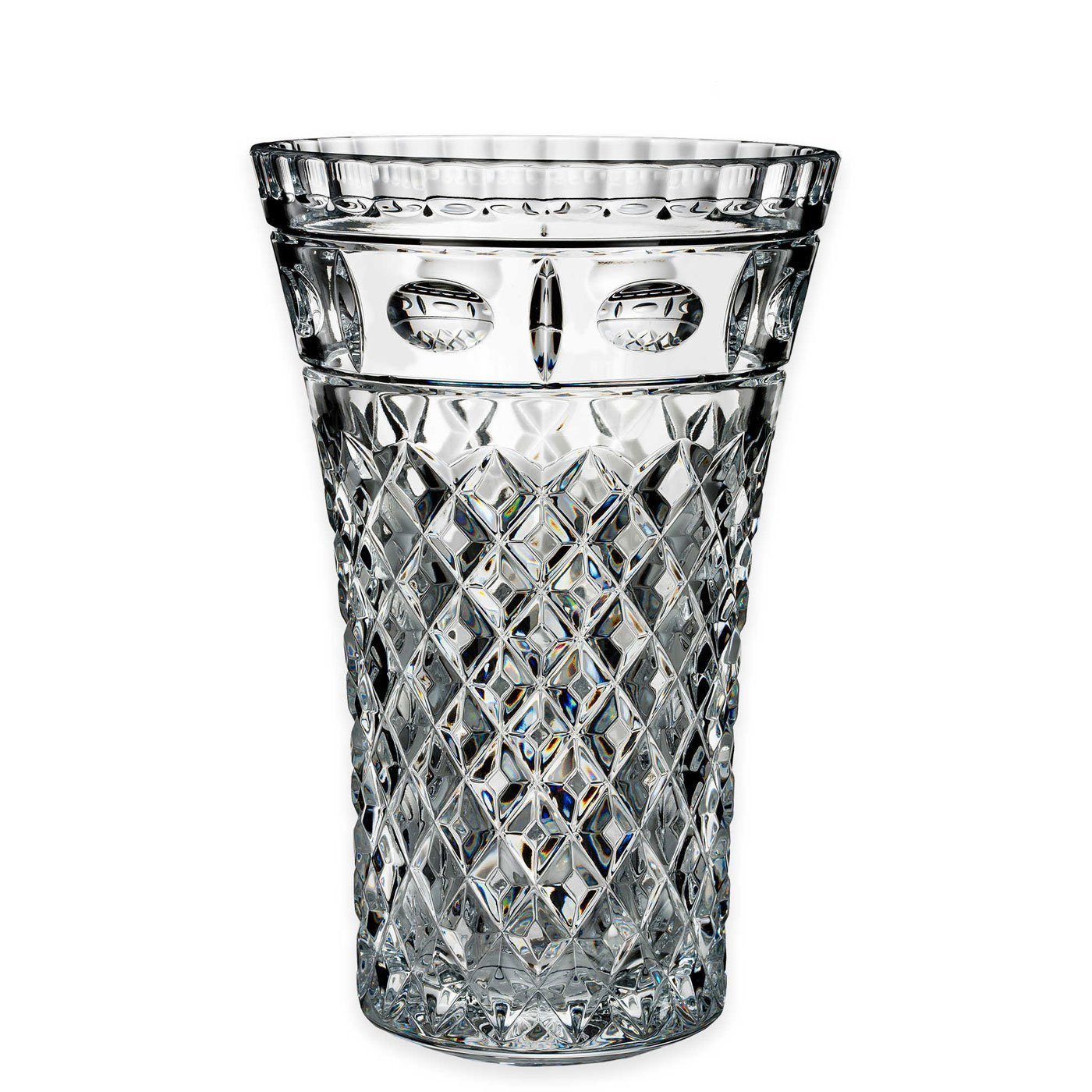 Buy waterford crystal hospitality pineapple vase 10quot tall recommended for you waterford crystal collectible pineapple vase reviewsmspy