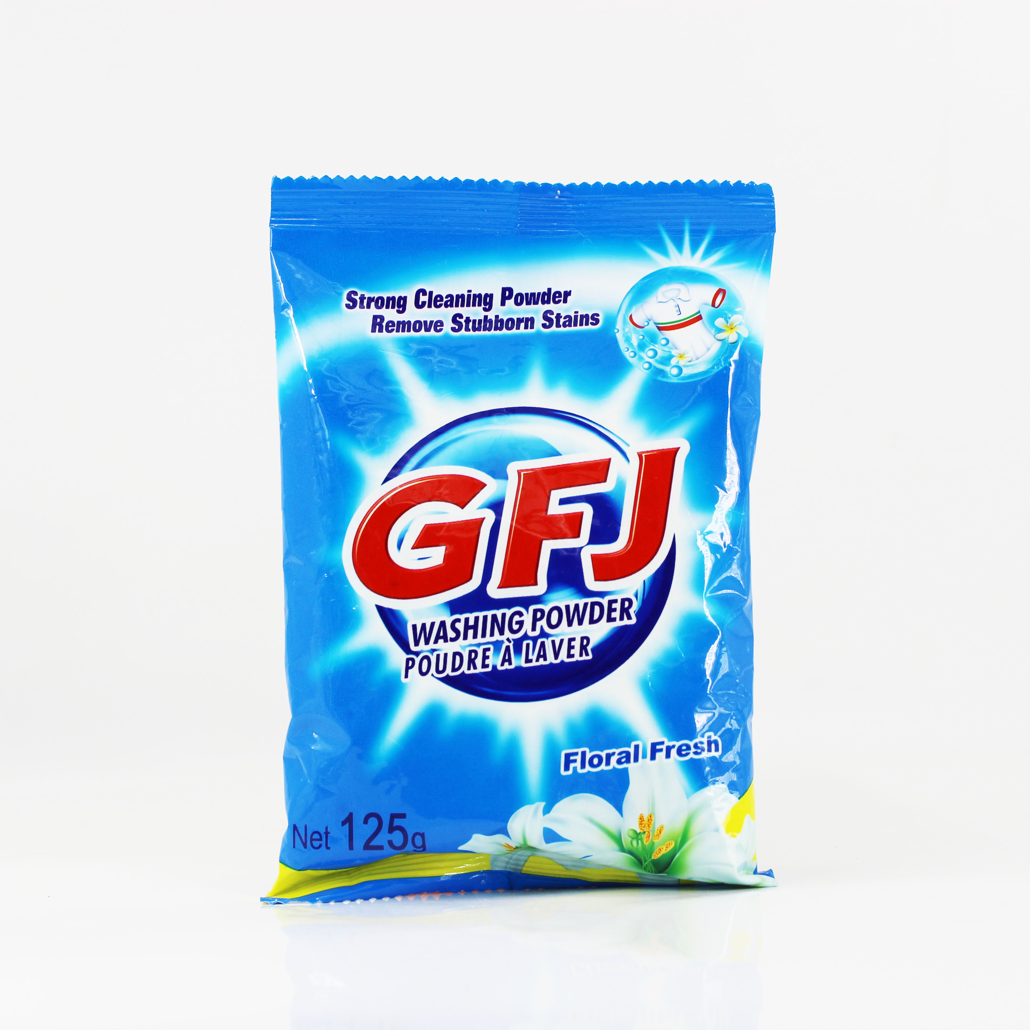 Designed package available laundry detergent / soap / washing powder